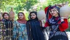 تصاویر/ جشن چله تابستان در کرمانشاه