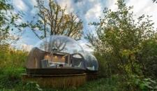 دنج ترین هتل حبابی دنیا/تصاویر
