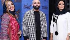 تیپ و استایل چهرههای ایرانی؛ عجیبترینها در جشنواره فیلم فجر/تصاویر