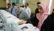 تصاویر/ مشارکت بوشهری ها در انتخابات