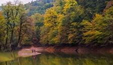 پاییز سحرآمیز در روستای چورت ساری/تصاویر