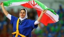 تصاویر/ درخشش دختران کشتیگیر ایران
