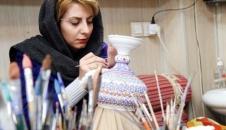 تصاویر/ «میناکاری» در اصفهان